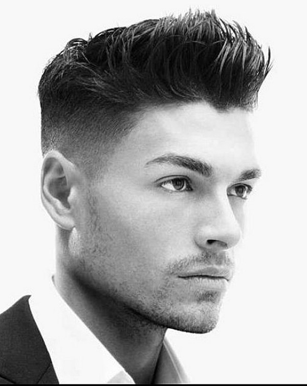 Latest Crew Hairstyles For Men 2014 10