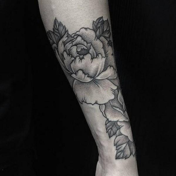 Aster Tattoos Designs