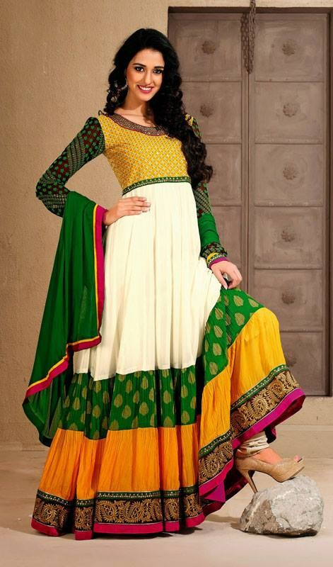 Latest Anarkali Dress Design