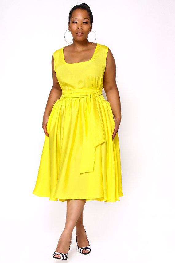 Beautiful Plus Size Dresses 2014 For Women 005 Life N Fashion