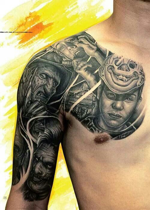 Latest And Unique Mexican Tattoo Designs 2014 For Men 0013