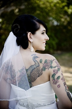 New Bridal Tattoos Designs 2014 For Women 001