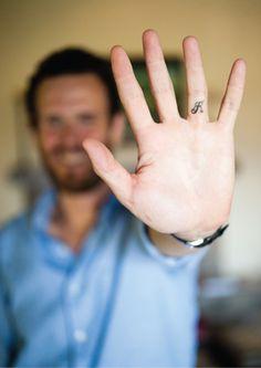 Three Reasons To Choose Wedding Ring Tattoos Designs 0010 - Life n ...