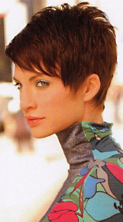 Trendy And Stylish Hairstyles 2014 For Short Hairs 001