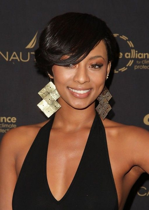 Latest Trends Of Short Hairstyles For African American Women
