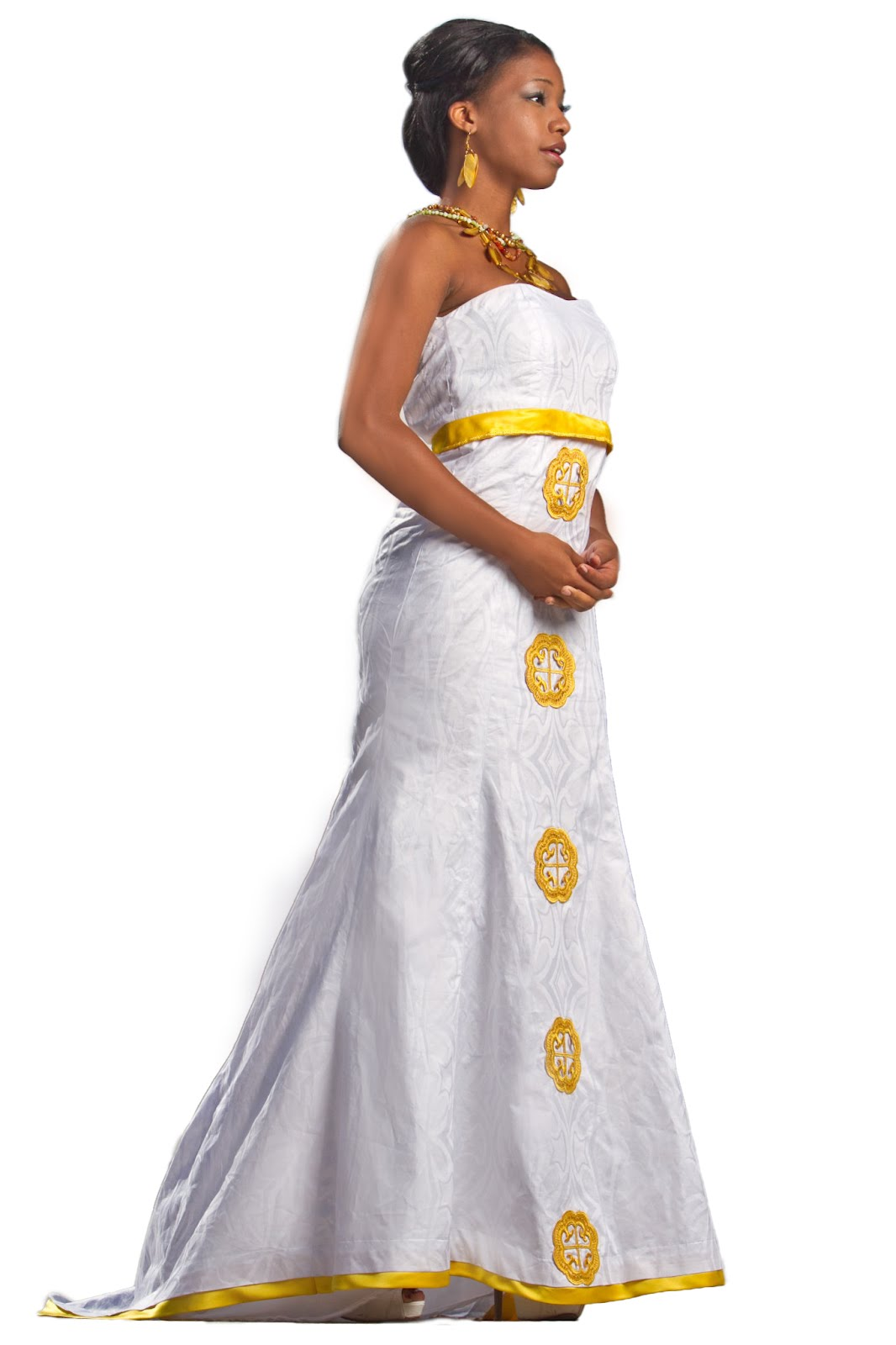 Latest Trends Of African American Wedding Dresses - Life n Fashion