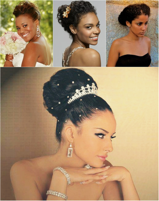 African American Wedding Hairstyles 0012 - Life n Fashion