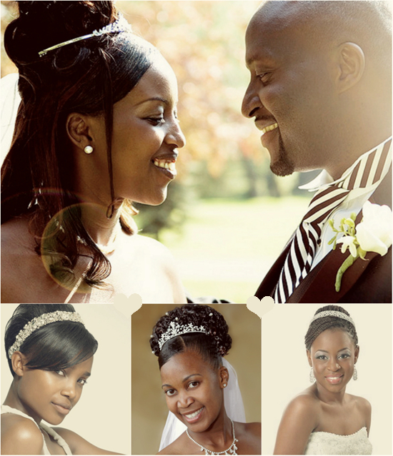 African American Wedding Hairstyles Life Fashion