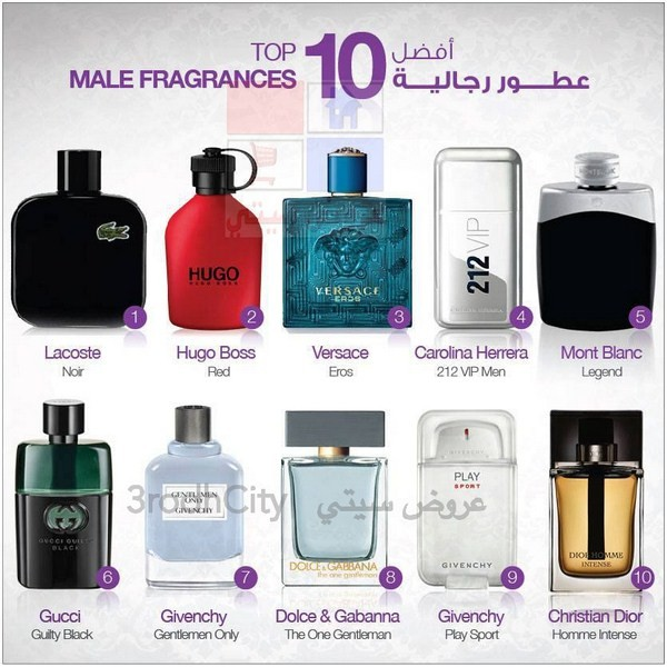 Best Summer Perfumes For Men 10 - Life n Fashion
