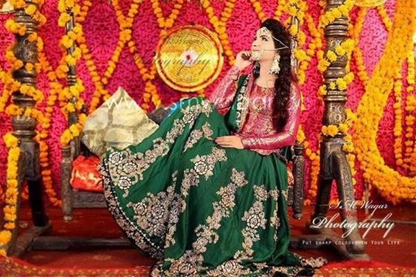Dua and sohail wedding