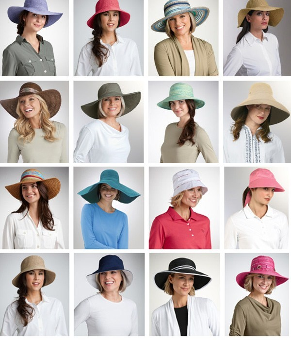 Latest Designs Of Women Hats 2014 For Summer - Life n Fashion cc529d6efc0