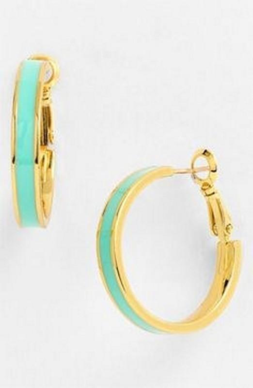 Latest Hoop Earrings Trend For Women 4 Life N Fashion