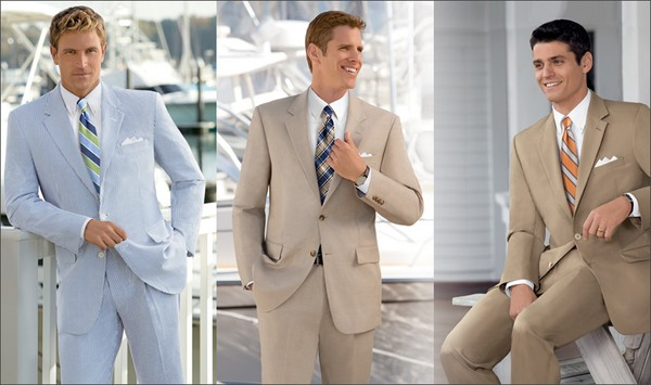 Which Colors Should One Prefer For Summer Men Suits