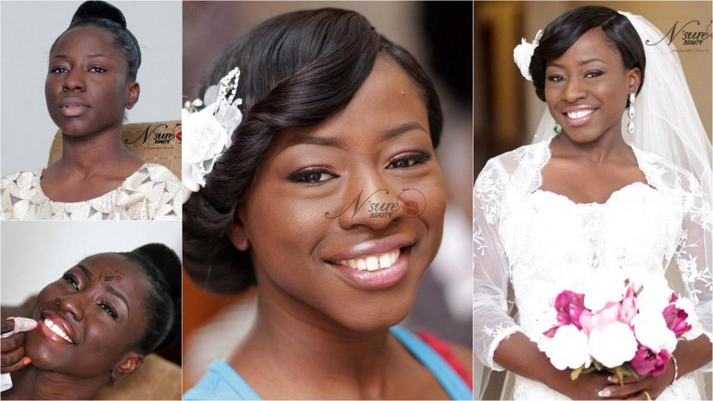 Best Bridal Makeup Tips For Black And Dark Skin - Life n Fashion