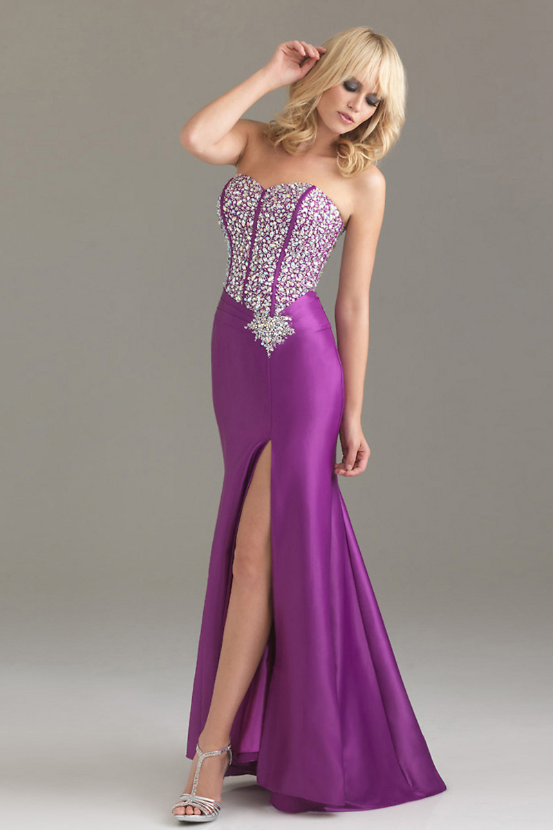 How To Choose The Color Of Summer Prom Dresses 0015