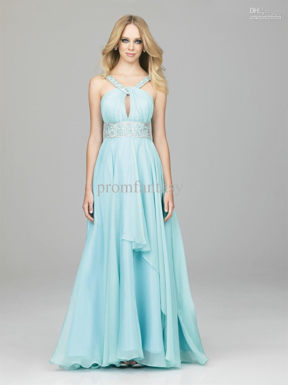 How To Choose The Color Of Summer Prom Dresses 0017