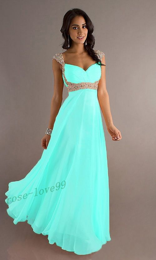 How To Choose The Color Of Summer Prom Dresses 0018