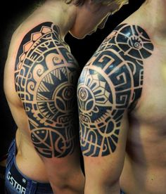 Mexican Art Tattoo Designs 2014 For Men And Women 001