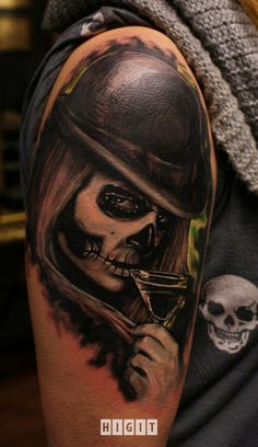 Mexican Art Tattoo Designs 2014 For Men And Women 003
