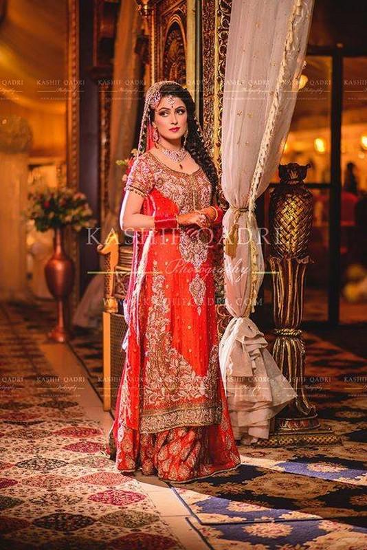 Ayeza Khan And Danish Taimoor Wedding Photos Life N Fashion