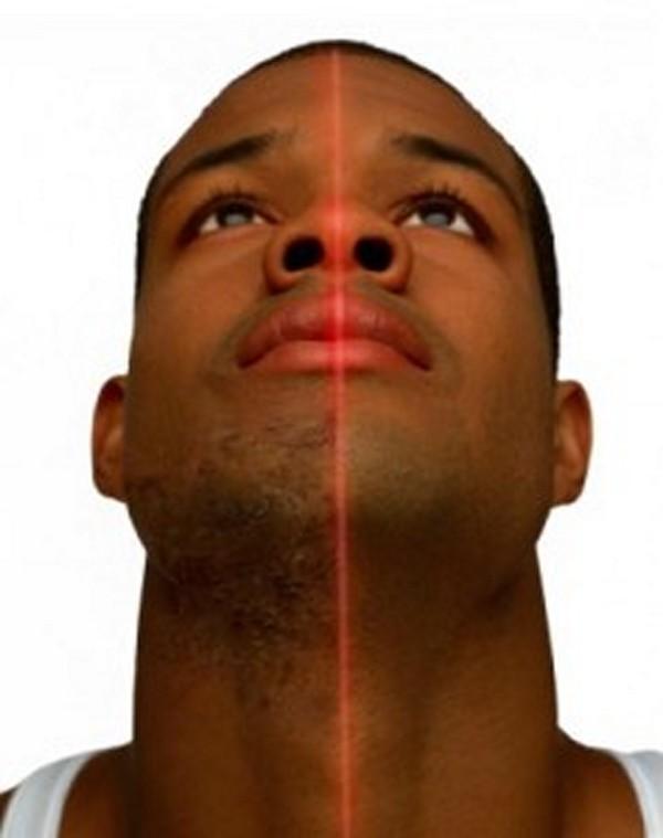 Quite black mens facial care are