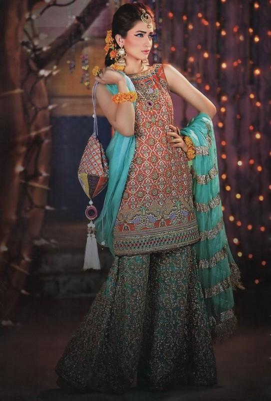 Kamiar Rokni Bridal Wear Collection 2014 For Women 5