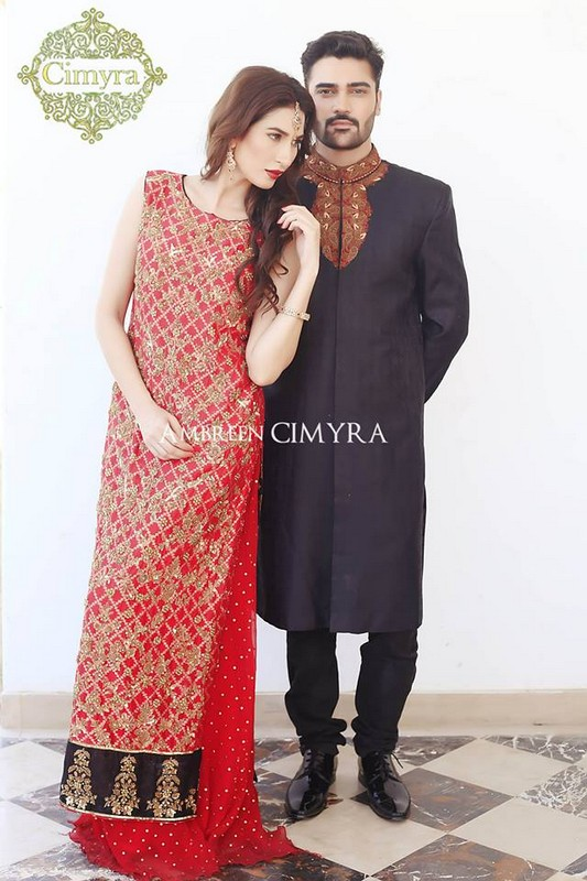 Cimyra Latest Formal Dresses 2014 For Men And Women Life N Fashion
