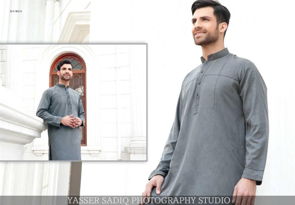 Eden Robe Eid Ul Azha Dresses 2014 For Men 008