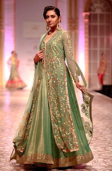 Fashion Of Indian Wedding Dresses 2014 For Women 003 Life N Fashion