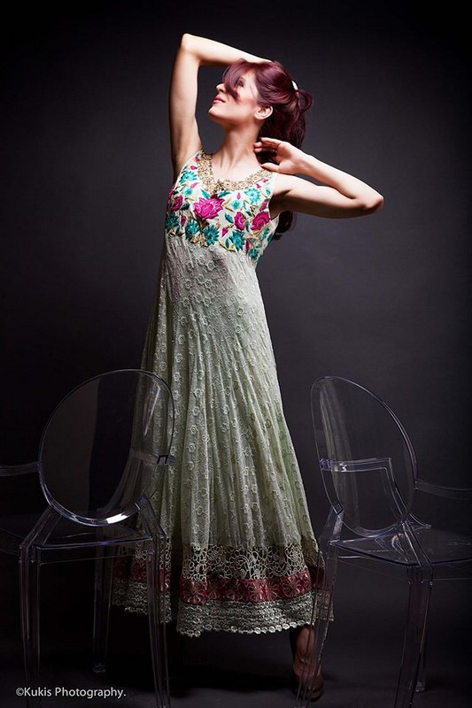 Mina Hasan Latest Formal Dresses 2014 For Girls Life N Fashion