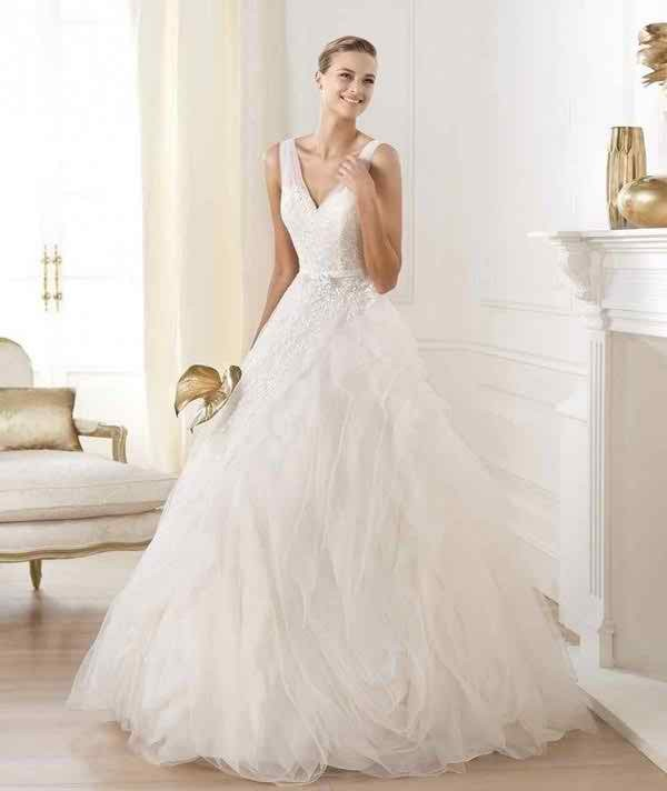 Trends Of Ball Gown Wedding Dresses 2014 9