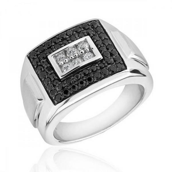 Trends Of Black Sapphire Rings 2014 For Men 5