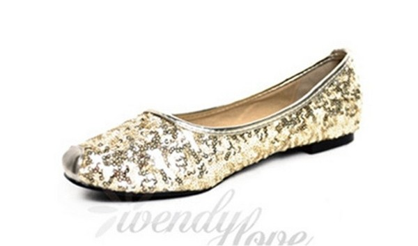 Trends Of Sequin Shoes For Women 2014 3