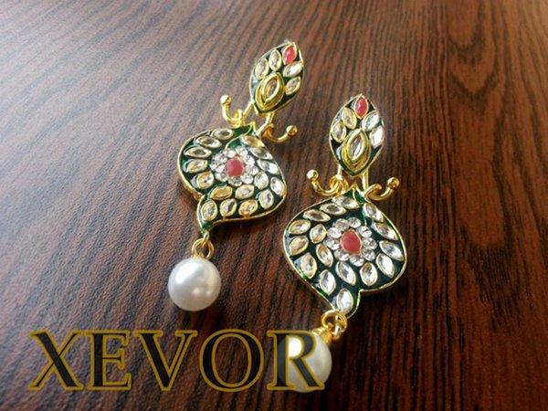 Xevor New Earrings Designs 2014 For Women 007