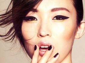 asian girls makeup