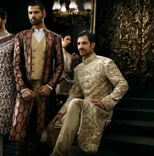 Different Styles Of Men Sherwani In 2014 006