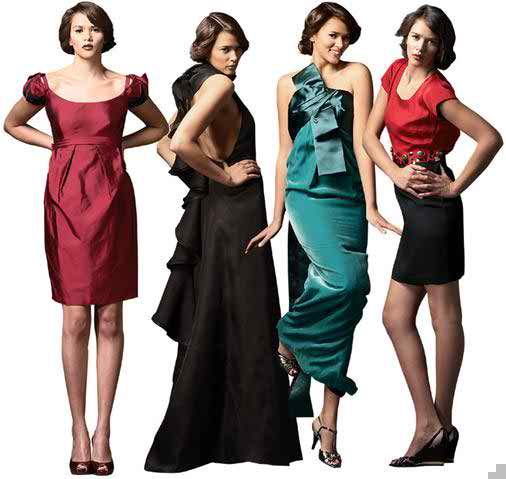 Latest Trends Of Party Dress Code For Women0010