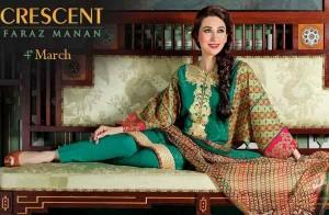 crescent textile