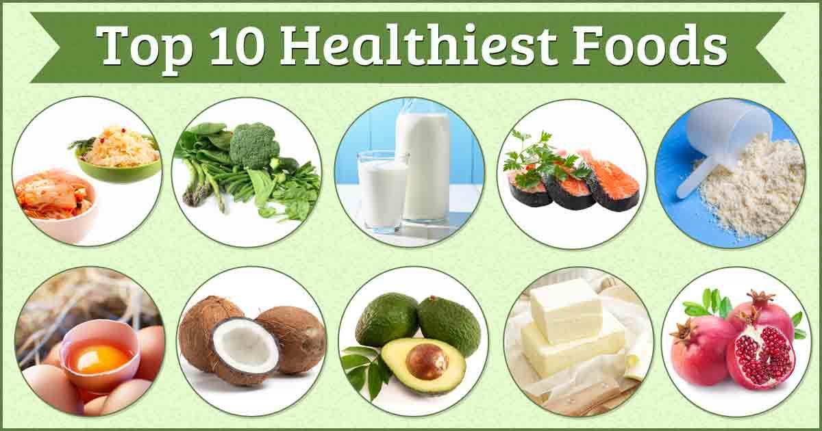 best diet for good health