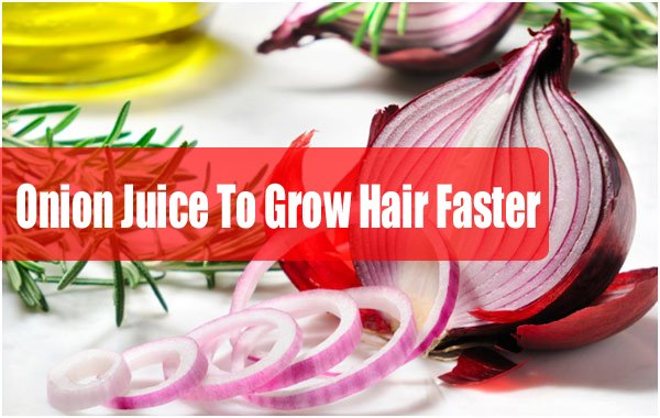 Benefits Of Onion For Hair Growth