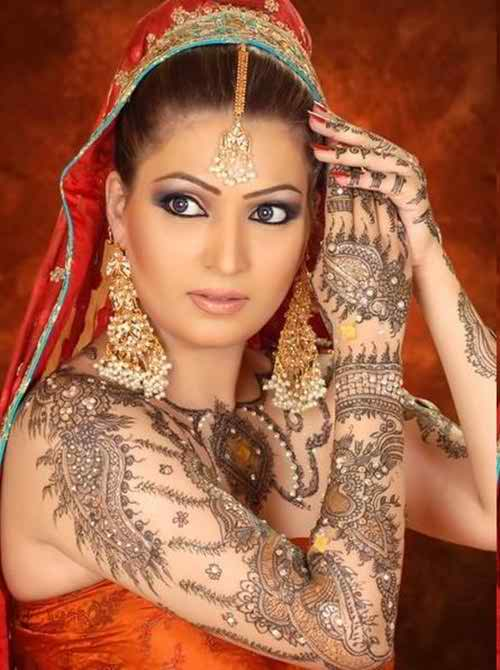 Bridal mehndi designs 20150014