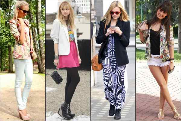 Latest Trends And Ideas Of Women Blazers 2014 For Winter