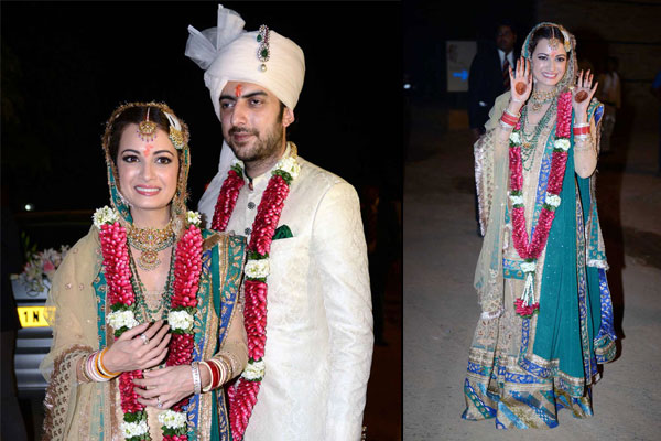 Top Bollywood Actresses Who Did Not Wear Red Dresses At Their Weddings003